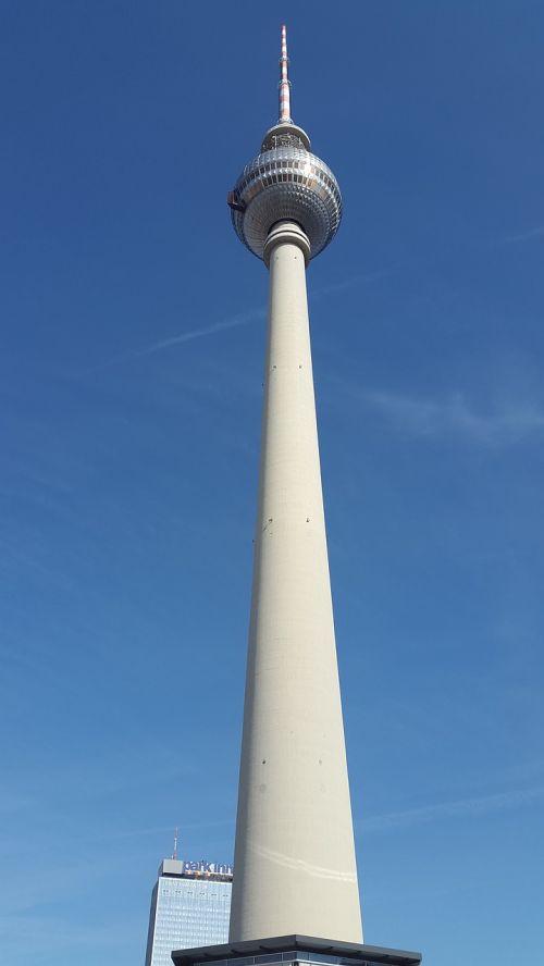 tower berlin tv tower