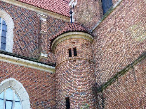 tower church kazimierz