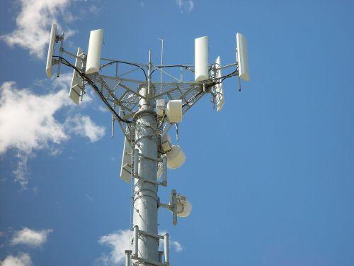 tower antennas telephone