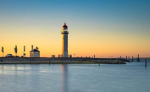 tower  lighthouse  coast