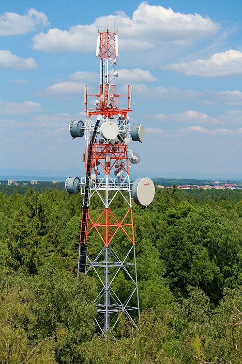 tower  mast  transmitter