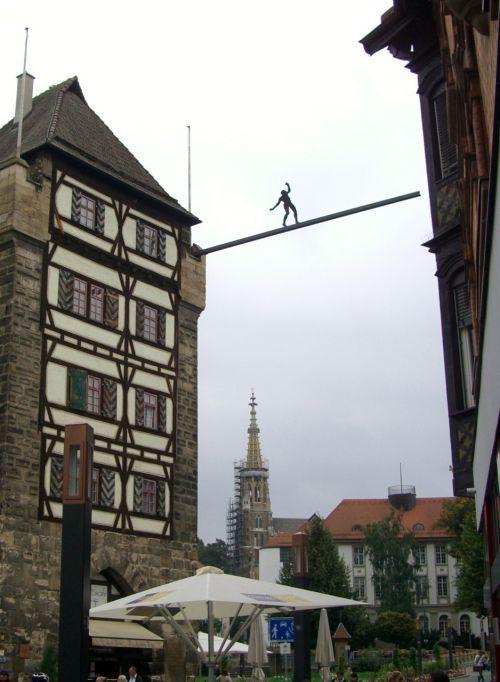 tower truss schelztorturm