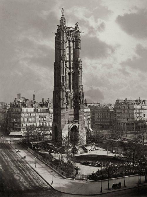 tower saint jacques paris