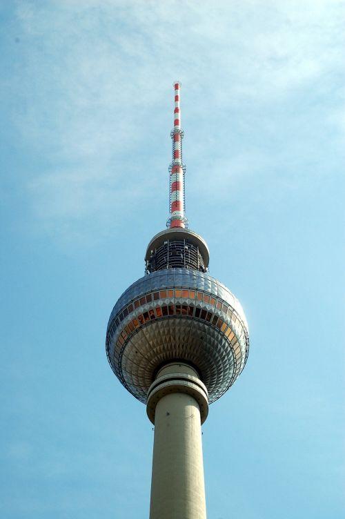 tower berlin city
