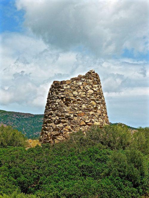 tower rocks embattlement