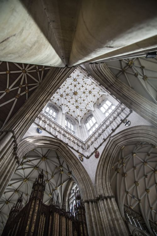 Tower A York Minster