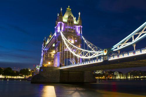 Tower Bridge Night View