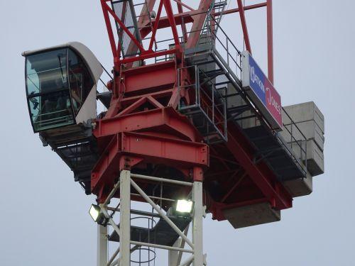 Tower Crane Cabin