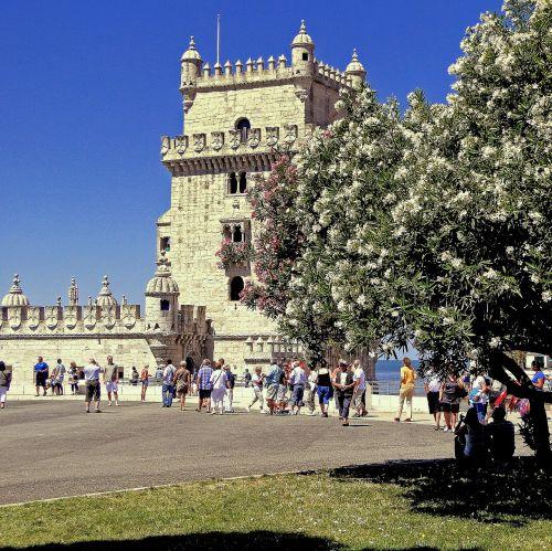tower of belem belem lisbon