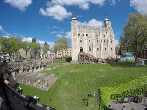 tower of london white tower william the conqueror
