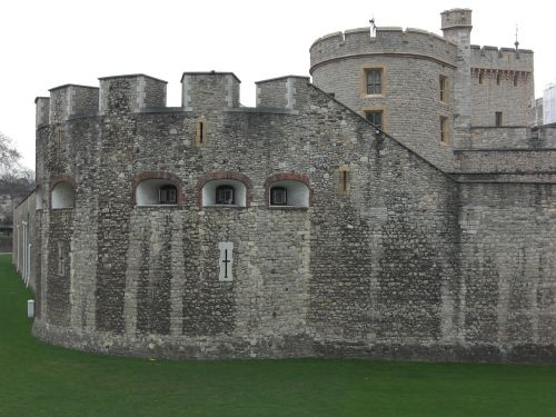 tower of london fortress middle ages