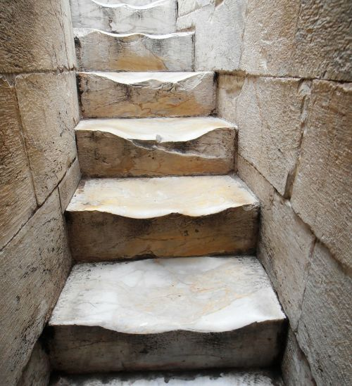 tower of pisa stairs leaning tower