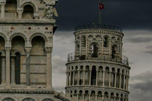 tower of pisa tower pisa