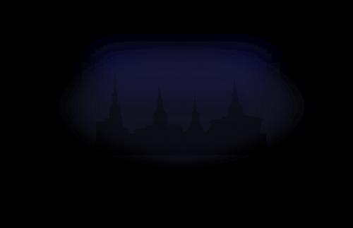 towers churches night