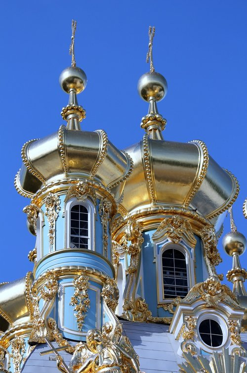 towers  gold  palace