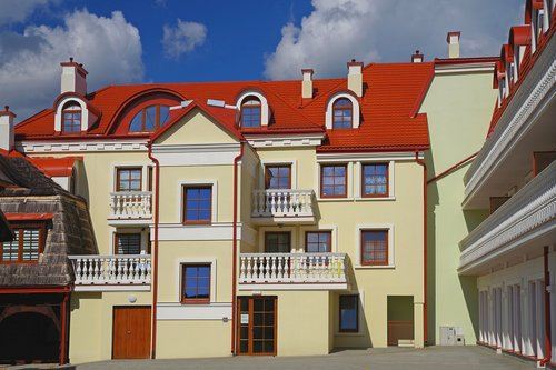 town  house  kamienica