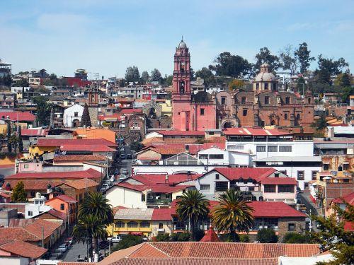 town mexico rural
