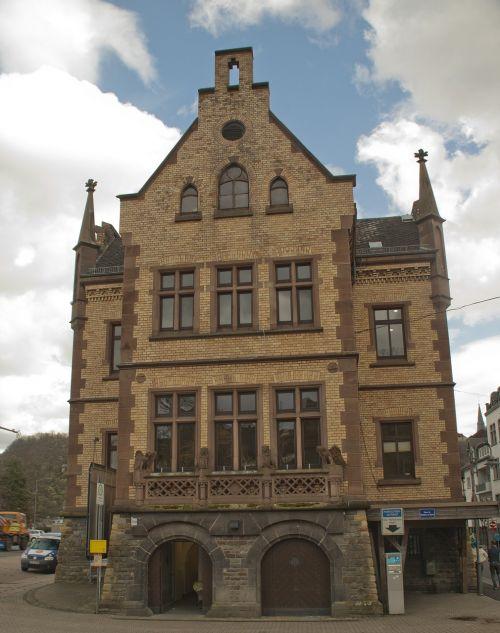 town hall st goar middle rhine