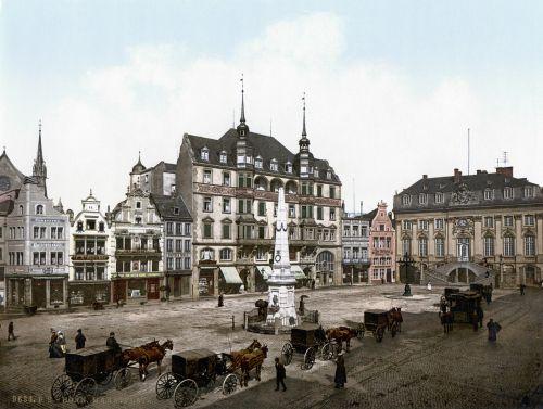 town hall horse drawn carriage bonn