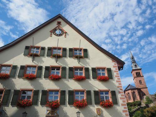 town hall home laufenburg