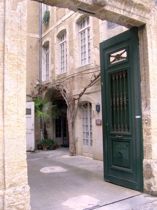 Town House In Auch, France