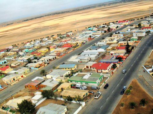 Town Narraville In Namib Desert