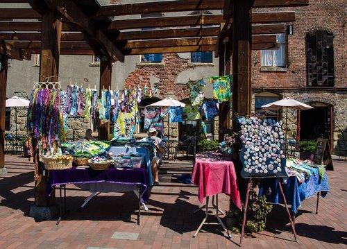 town square market  village  market