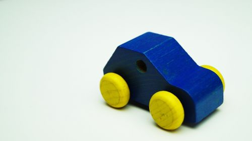toy car wooden