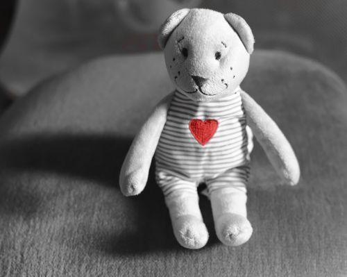 toy child bear