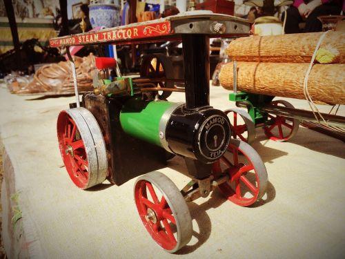 toy train steam