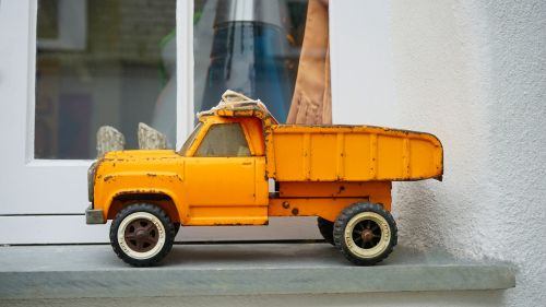 toy truck vehicle