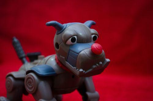 toy robotic dog