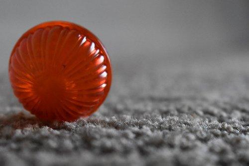 toy  orange toy  ball