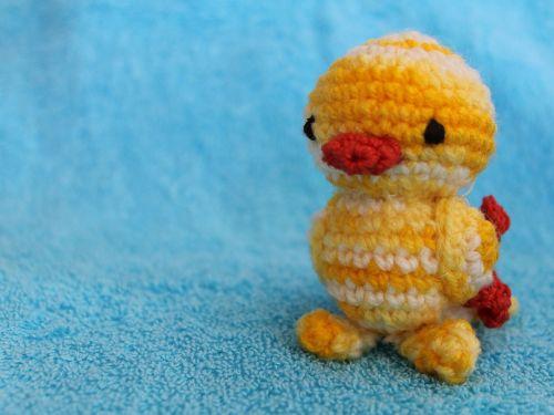 toy bird tiny