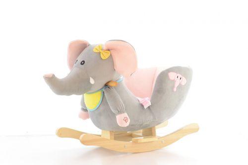 toy rocking horse fun