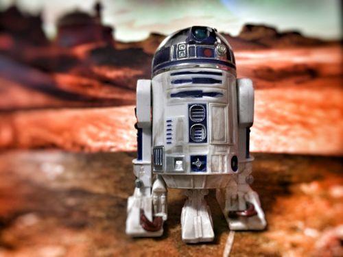 toy robot star wars