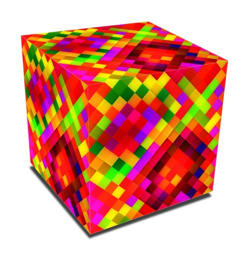 toy block cube play