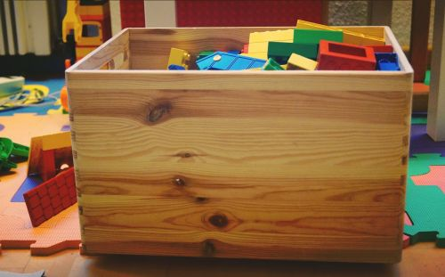 toy box toys play