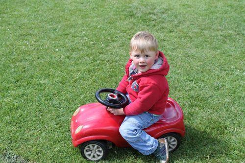toy car boy playtime