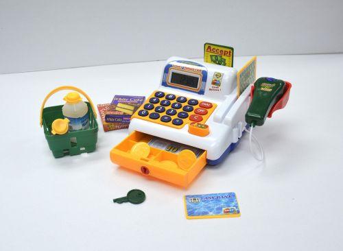 toy cash register cash register kids cash register