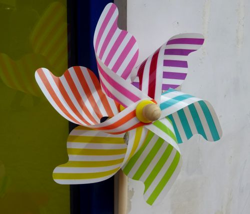 Toy Windmill For Children