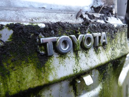 toyota discarded expiration