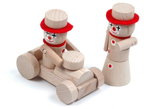 vintage wood wooden toys