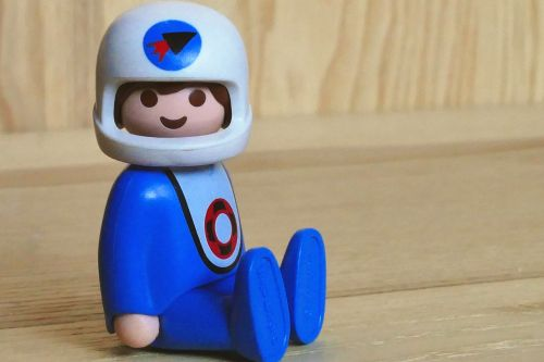 toys spaceman character