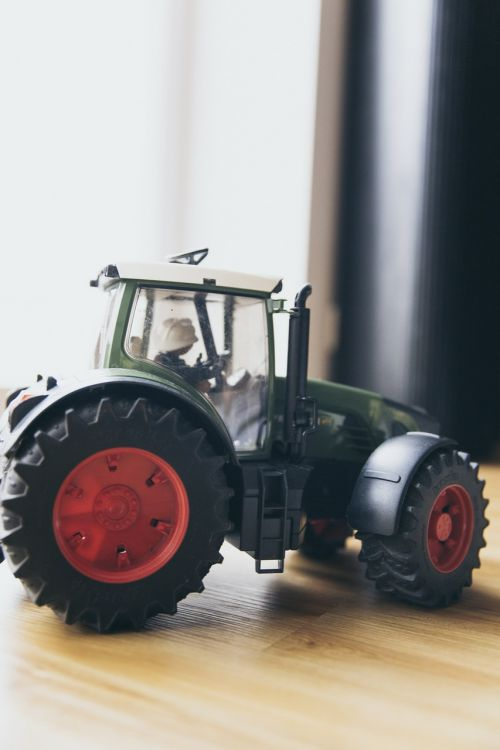 toys tractor play