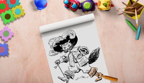 toys frame background image