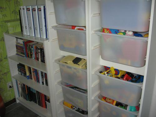 toys closet organizen