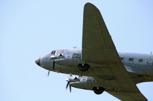 Tp Dakota Aircraft