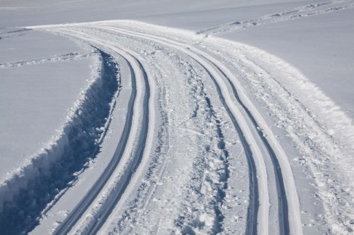 trace cross country skiing trail