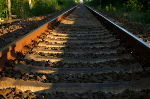 track railway seemed